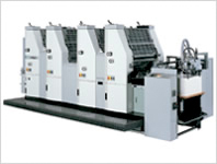 最新設備による高品質印刷